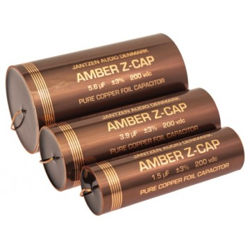 Amber Z-Cap 1.5uF