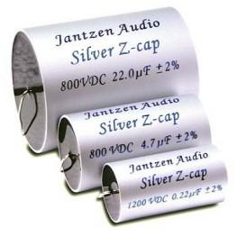 Silver Z-Cap 0.1uF